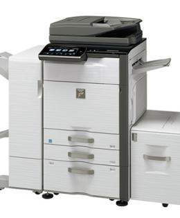 Sharp MX-4140N MX-4141N MX-5140N MX-5141N